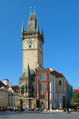 Old Town City Hall in Prague, Czech Republic — Stock Photo
