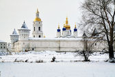 Tobolsk Kremlin and Sofia-Assumption Cathedral, Russia — Stock Photo