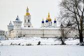 Tobolsk kremlin et sofia-assomption cathédrale, russie — Photo