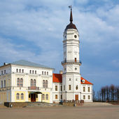 Town hall of Mogilev, Belarus — Stock Photo