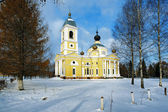 Assumption cathedral in Myshkin, Russia — Foto Stock