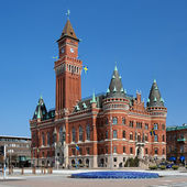 City Hall in Helsingborg, Sweden — Stock Photo