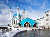 Qolsharif Mosque in Kazan Kremlin — Stock Photo