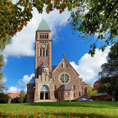 Chiesa di vasa a gothenburg, svezia — Foto Stock