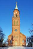 Kathedrale von savonlinna, finnland — Stockfoto