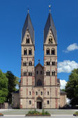 The Basilica of St. Castor in Koblenz, Germany — Stock Photo