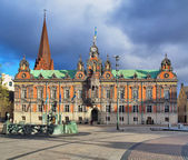 Malmo Town Hall, Sweden — Stock Photo