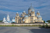 The Holy Cross Cathedral in Verkhoturye, Russia — Stock Photo