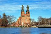 Cloisters Church in Eskilstuna, Sweden — Stock Photo