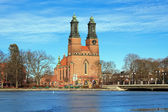 Cloisters Church in Eskilstuna, Sweden — Stock Photo