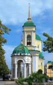 Church of the Resurrection in Voronezh, Russia — Zdjęcie stockowe