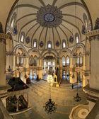 リトル アヤソフィアのインテリア イスタンブールにソフィア — ストック写真