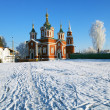 Cathedral in Kolomna, Russia — Stock Photo