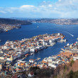 Foto Stock: Panoramof Bergen, Norway