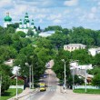 View on Chernigov and Assumption Cathedral, Ukraine — Stock Photo #15763669