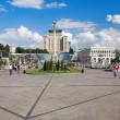 Independence Square in Kiev, Ukraine — Stock Photo #15763731
