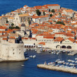 Dubrovnik old city, Croatia - Stock Photo
