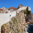 Dubrovnik fortress, Croatia - Stock Photo