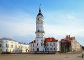 Town hall of Mogilev, Belarus — Stock Photo