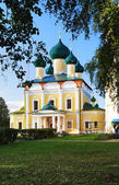 Transfiguration Cathedral in the Uglich Kremlin — 图库照片