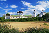 Uspensky (Assumption) Trifonov monastery in Kirov — Stock Photo