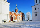 Church of the Tikhvin Icon of Our Lady in Kolomna, Russia — Stock Photo