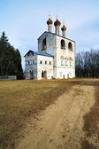 Church in the Monastery of St. Boris and St. Gleb, Russia — Stock Photo
