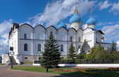 Cathedral of the Annunciation in Kazan Kremlin — Stock Photo