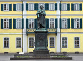 The Beethoven Monument in Bonn, Germany — Stock Photo