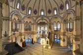 Interior of the Little Hagia Sophia in Istanbul — Stock Photo