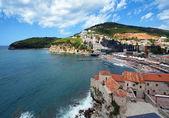 Budva coast, Montenegro — Stock Photo