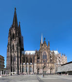 Köln katedrali, almanya — Stok fotoğraf