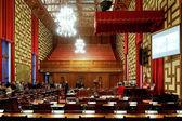 斯德哥尔摩市政厅,瑞典的议会大厅 — 图库照片