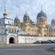 Exaltation of the Holy Cross Cathedral in Verkhoturye, Russia — Stock Photo