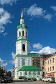 Cathédrale de sauveur à kirov, russie — Photo