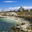 National Preserve of Tauric Chersonesos, Crimea, Ukraine — Stock Photo
