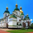 Saint Sophia Cathedral in Kiev — Stock Photo #15915631