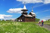 Chapel of the Archangel Michael on island Kizhi — Stock Photo