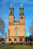 Cloisters Church (Klosters kyrka) in Eskilstuna, Sweden — Stock Photo