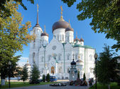 Annunciation Cathedral in Voronezh, Russia — Stock Photo