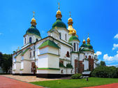 Saint Sophia Cathedral in Kiev — 图库照片