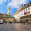 Primate Square in Bratislava — Stock Photo #16027441