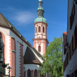 Holy Cross Church in Offenburg, Germany — Stock Photo