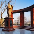 Monument to the heroes of the Russian-Japanese War of 1904-1905 - Stock Photo