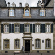 Постер, плакат: Karl Marx House in Trier Germany