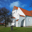 Churh of the Holy Cross in Ronneby, Blekinge County, Sweden — Stock Photo