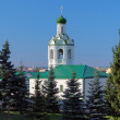 The Belfry of the St. John the Baptist Monastery in Kazan — Stock Photo