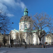 Gustav Vasa Church in Stockholm — Stock Photo