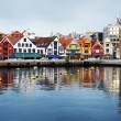 Guest harbour of Stavanger, Norway — Stock Photo #16029069