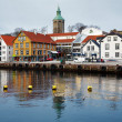 Guest harbour of Stavanger, Norway — Stock Photo #16029099